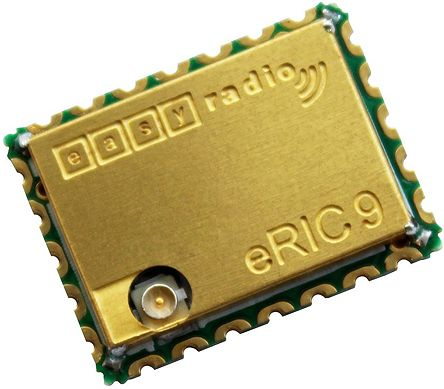 LPRS , eRIC9, RF Transceiver Module easyRadio ERIC9