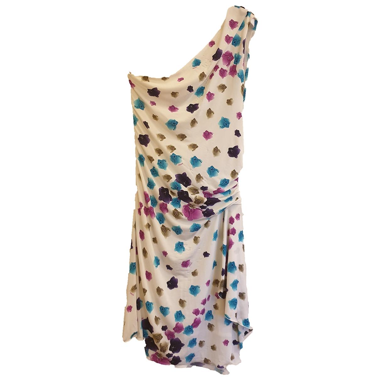 Versus \N White dress for Women 44 IT