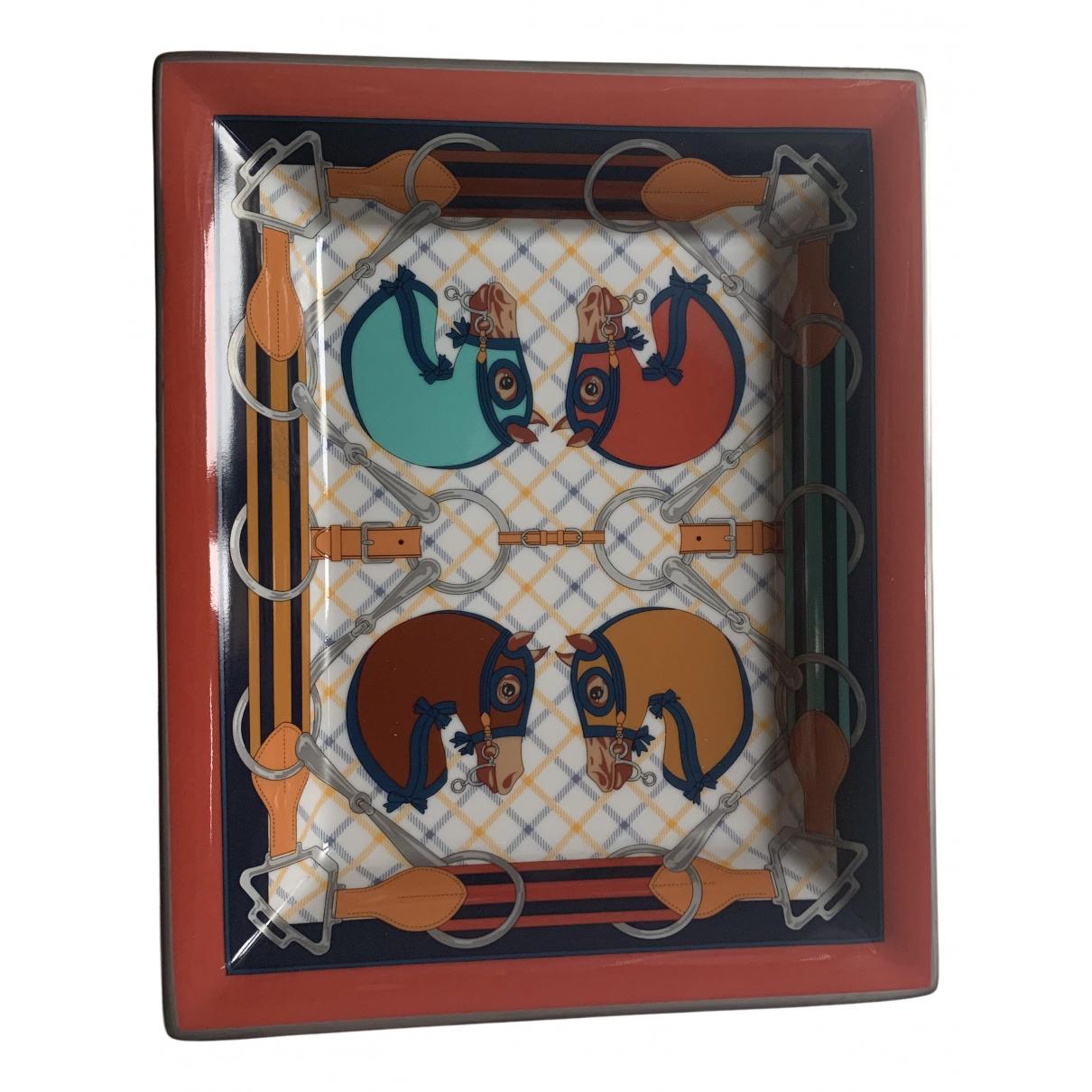 Vaciabolsillos de Porcelana Hermes