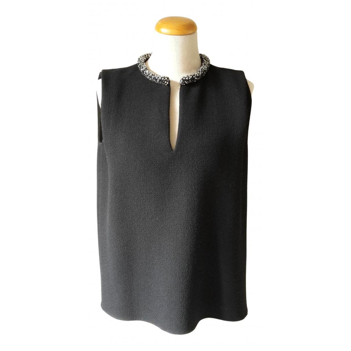 3.1 Phillip Lim - Top   pour femme en laine - noir