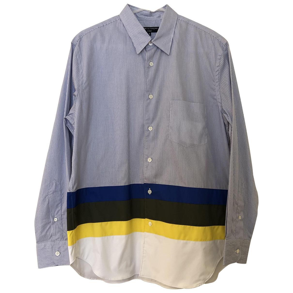 Comme Des Garcons \N Multicolour Cotton Shirts for Men S International