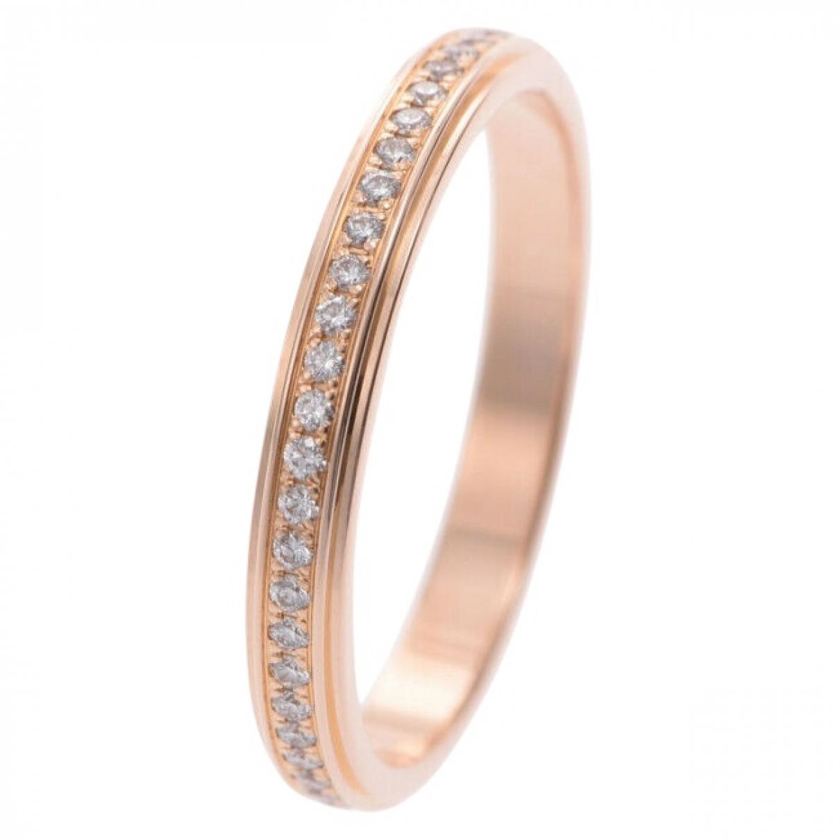 Cartier \N Gold Pink gold bracelet for Women \N
