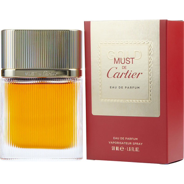 Must Gold - Cartier Eau de parfum 50 ML