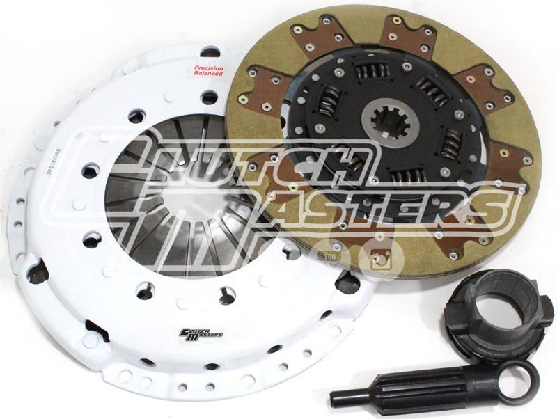 Clutch Masters 03CM1-HDTZ-X FX300 Single Clutch KitBMW 530i 3.0L E60 (5-Speed) 04-05