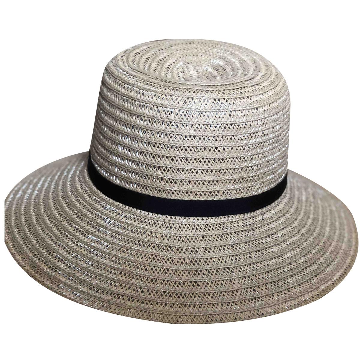 - Chapeau   pour femme en autre - beige