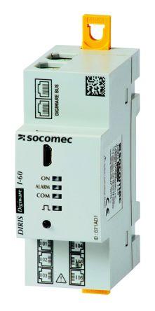 Socomec DIRIS Digiware I-60 3 Phase Electronic Module, 90mm Cutout Height