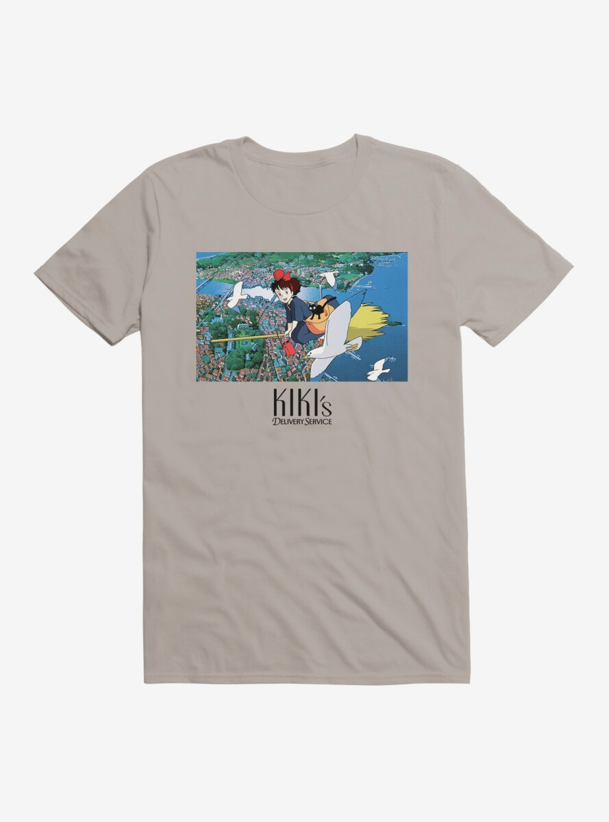 Studio Ghibli Kiki's Delivery Service T-Shirt