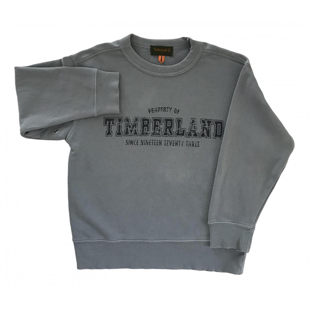 Timberland - Pull   pour enfant en coton