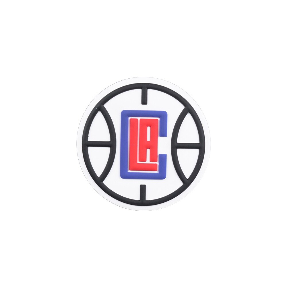 los angeles clippers pvc logo magnet (Exact Color)