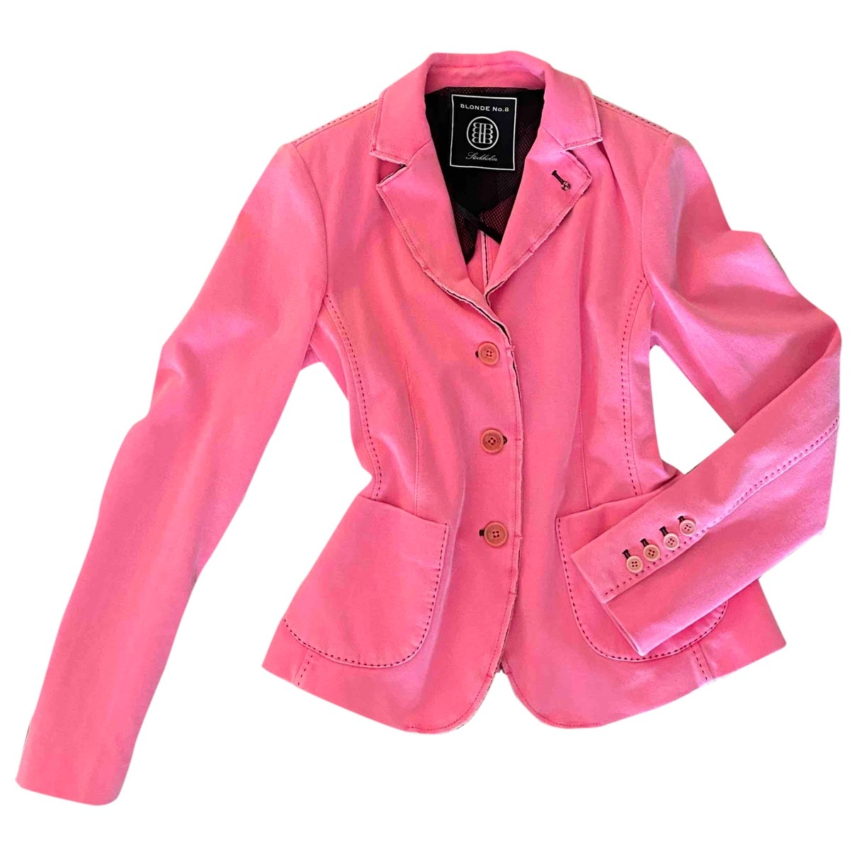 Blonde No.8 \N Cotton jacket for Women L International
