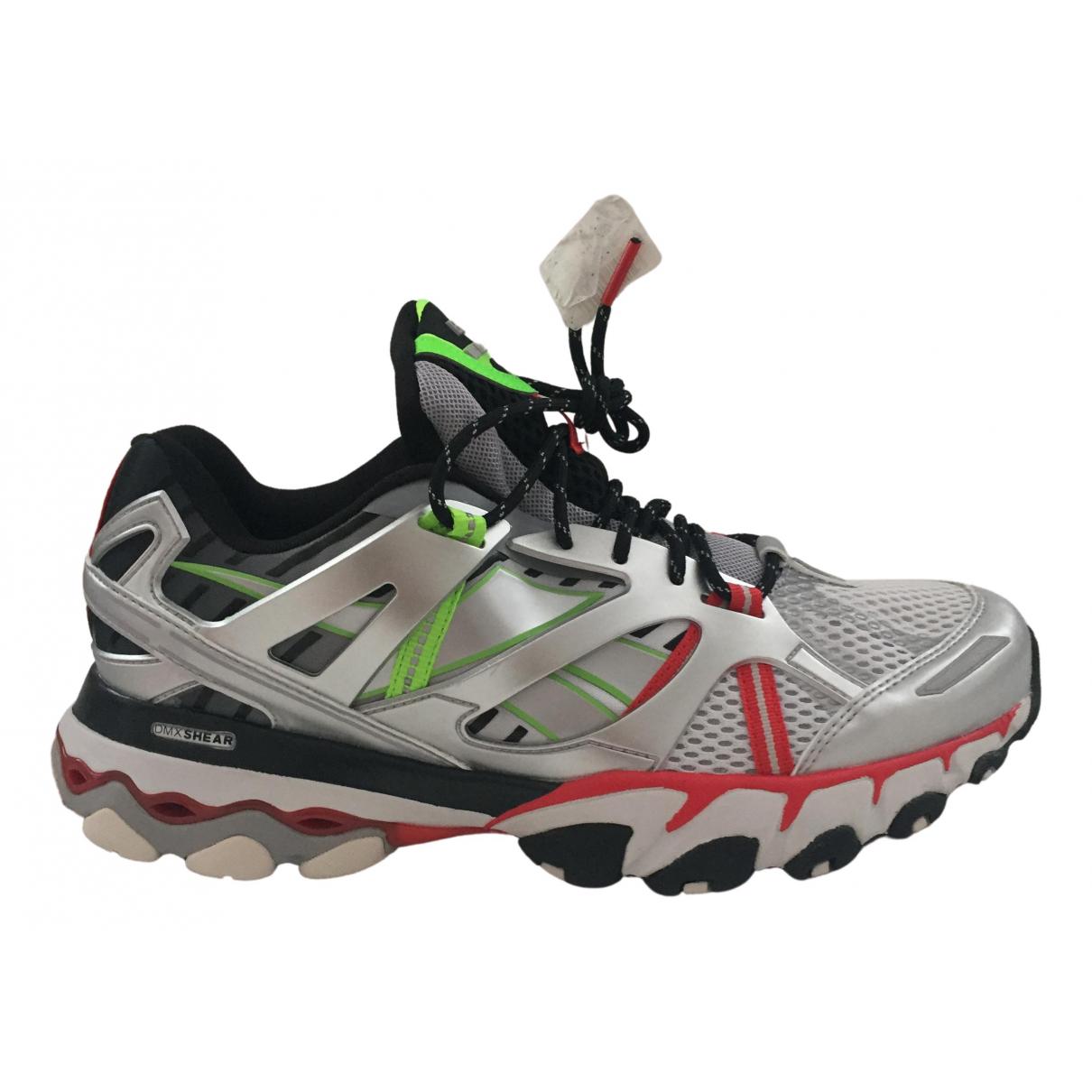 Reebok \N Sneakers Silber