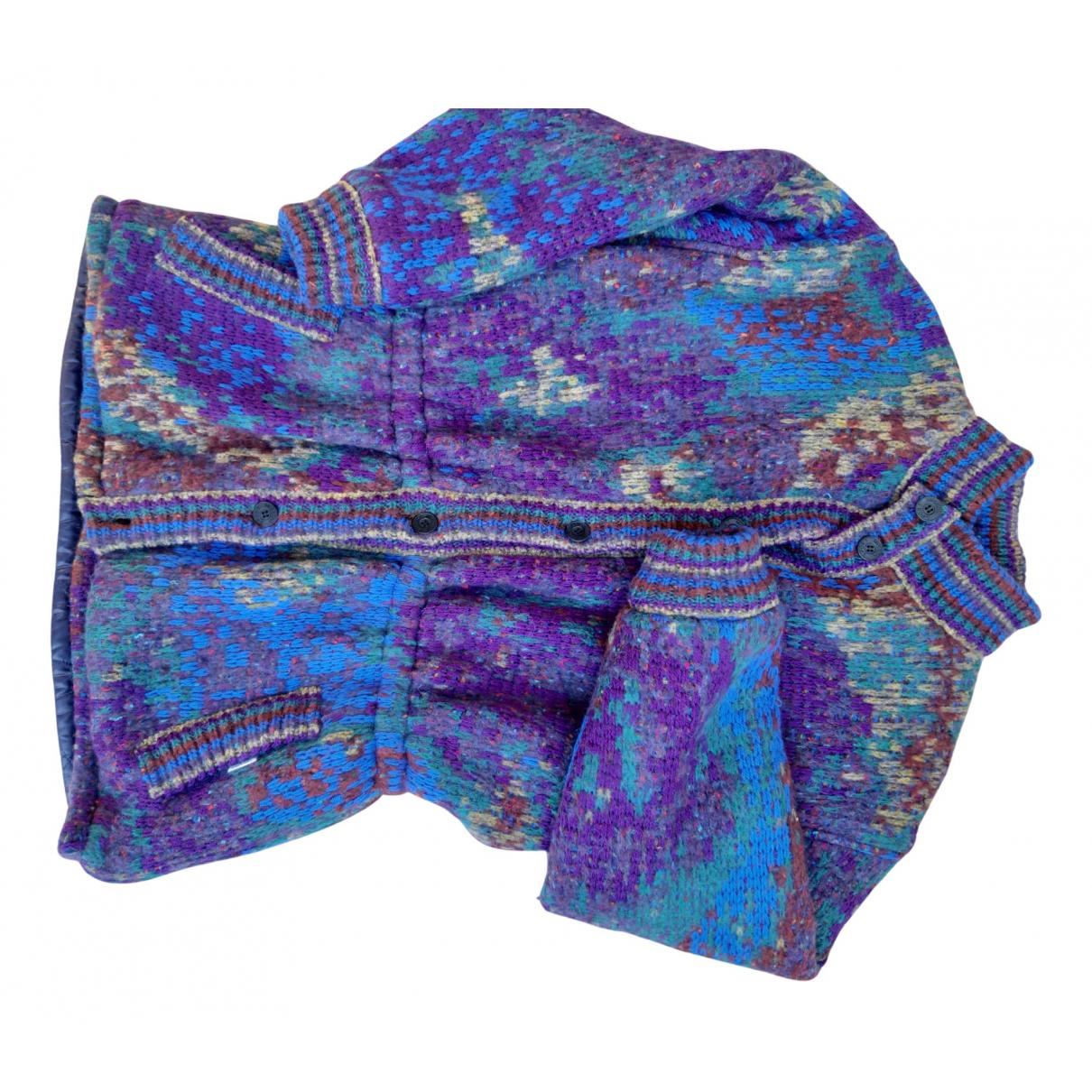 Missoni - Veste   pour femme en laine - multicolore