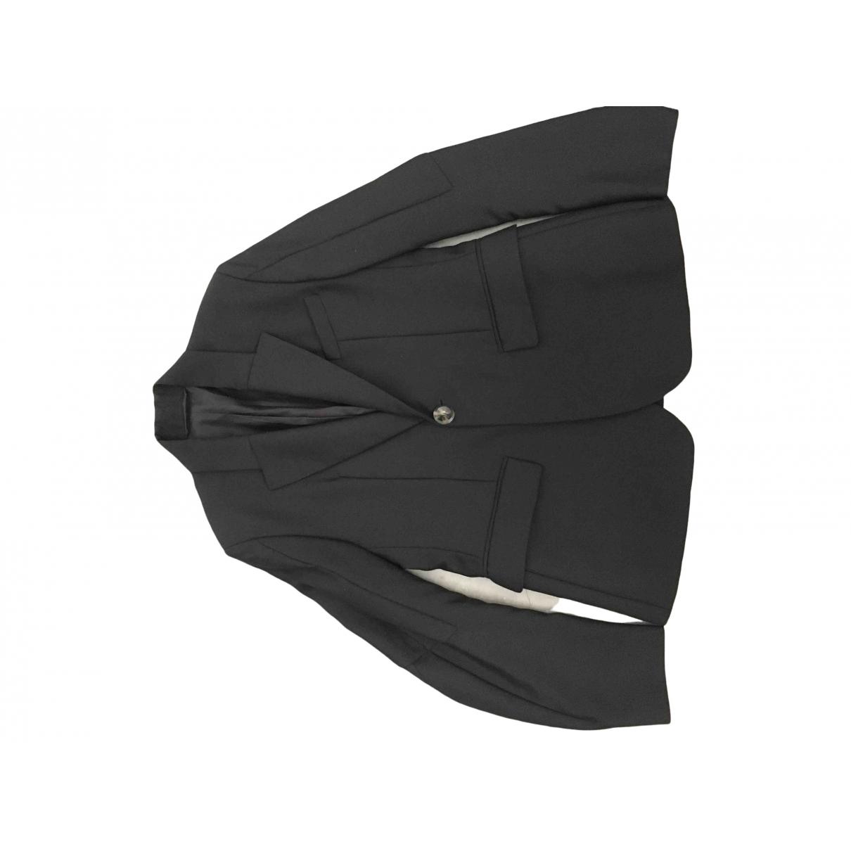 Namacheko - Vestes.Blousons   pour homme en laine - noir