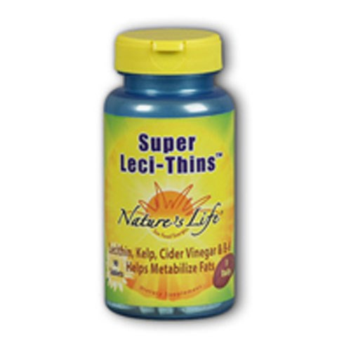 Super Leci-Thins 90 tabs by Nature's Life