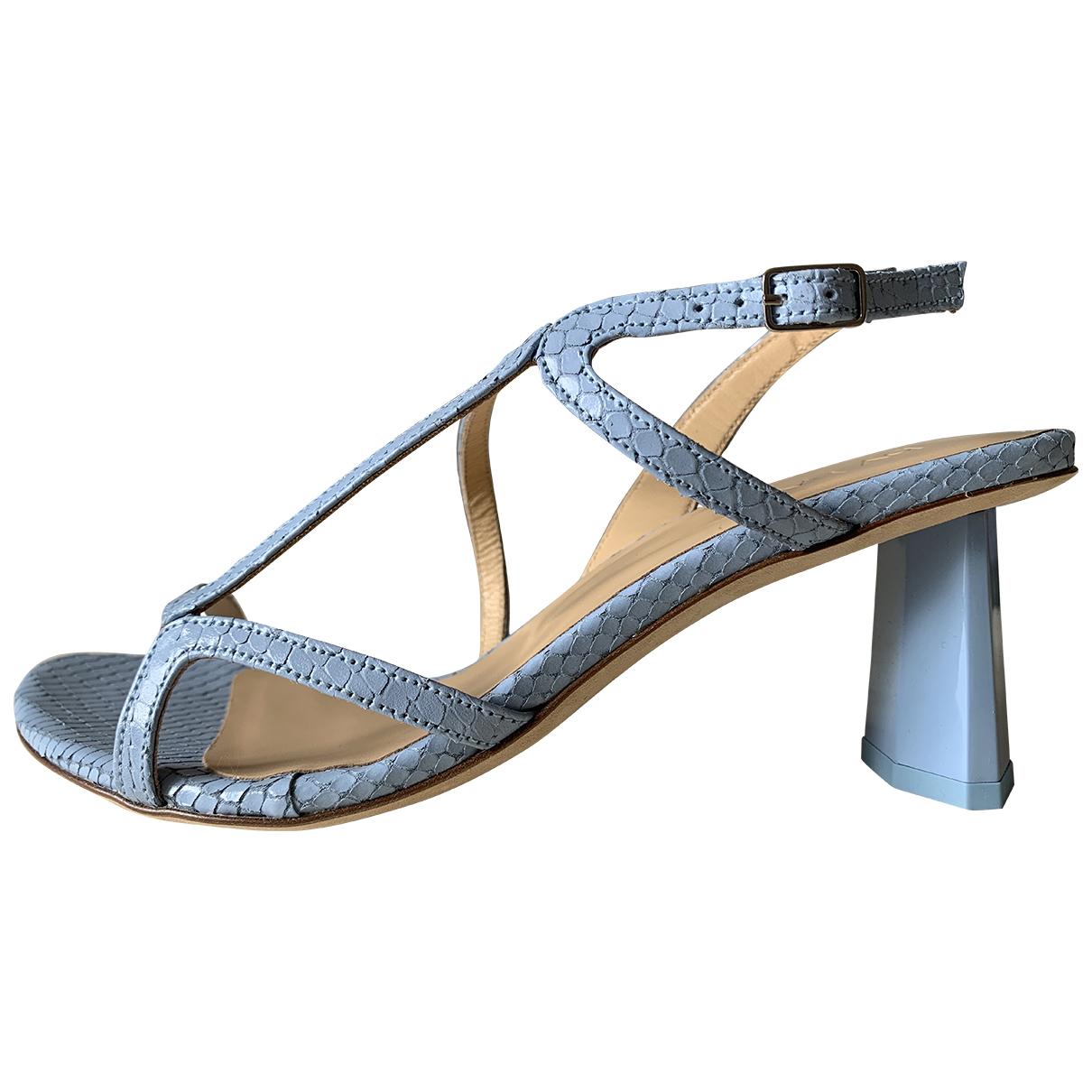 Sandalias romanas de Cuero By Far