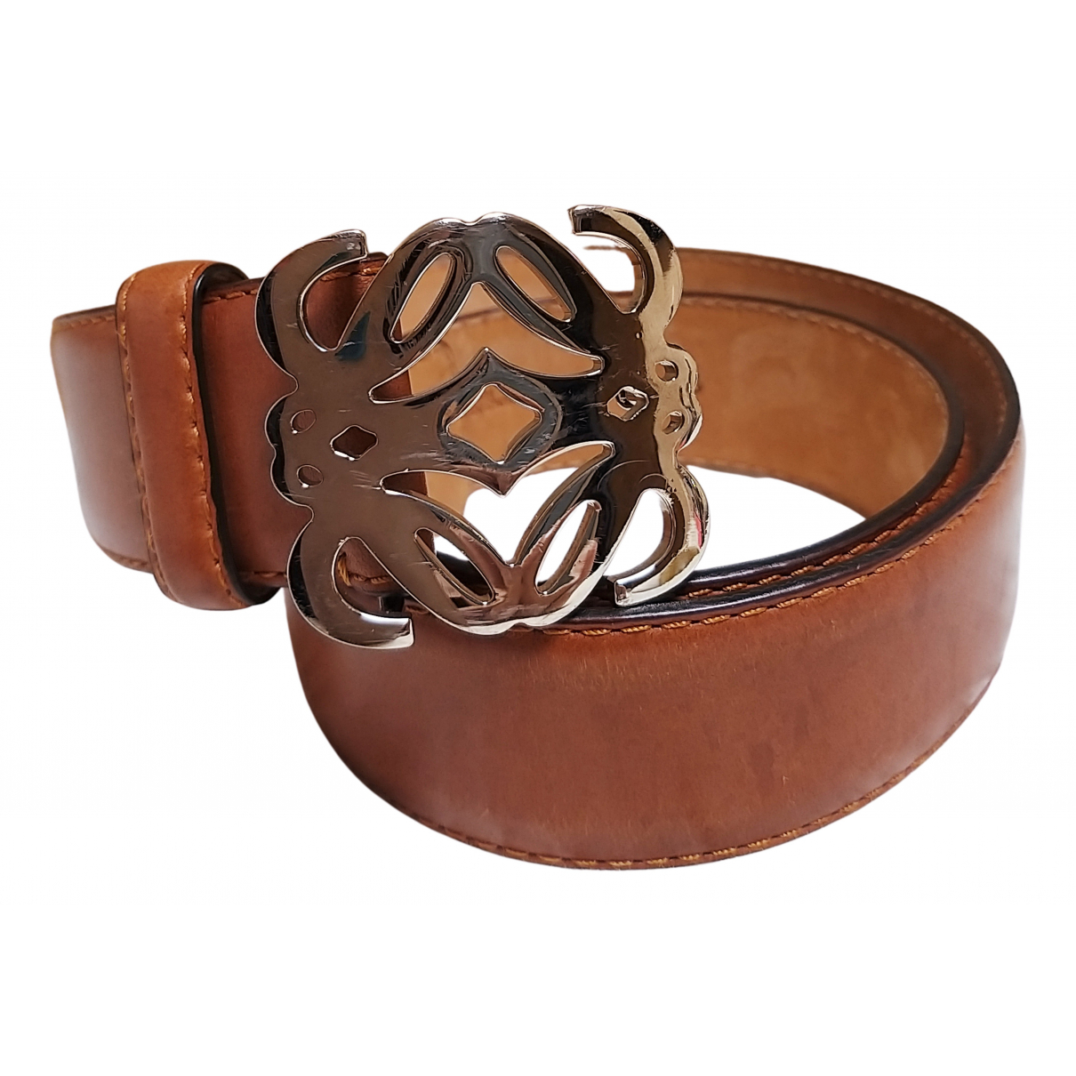 Cinturon de Cuero Loewe