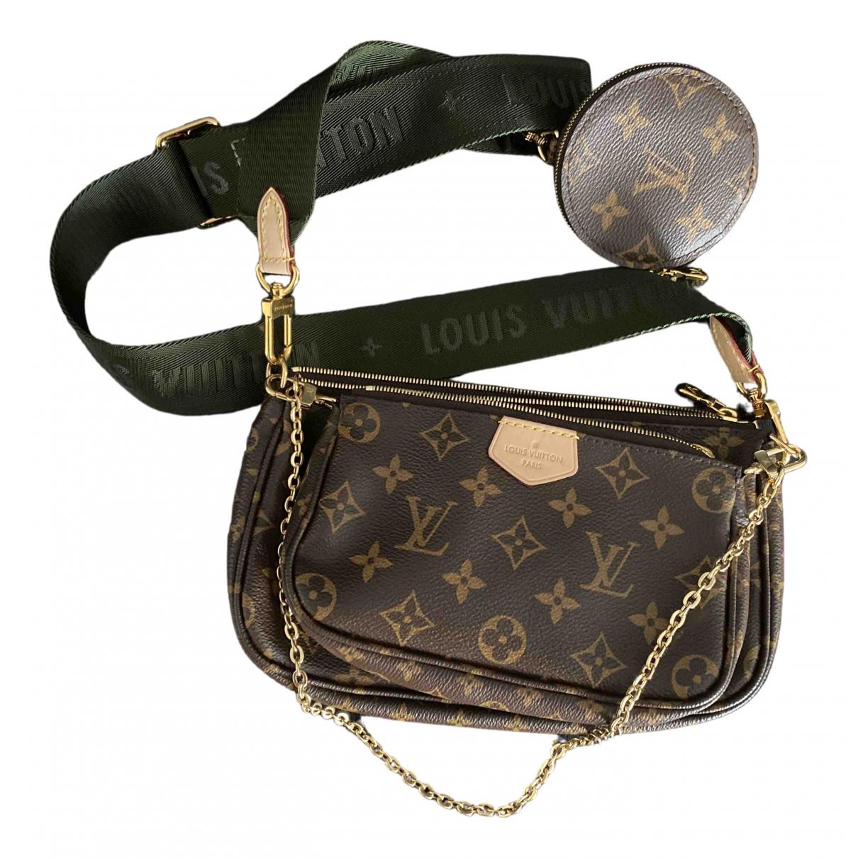 Pochette Multi Pochette Accessoires de Lona Louis Vuitton
