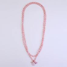 Tassel Charm Layered Necklace