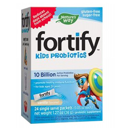 Fortify Kids Probiotics 10 Billion 1.27 Oz by Nature's Way