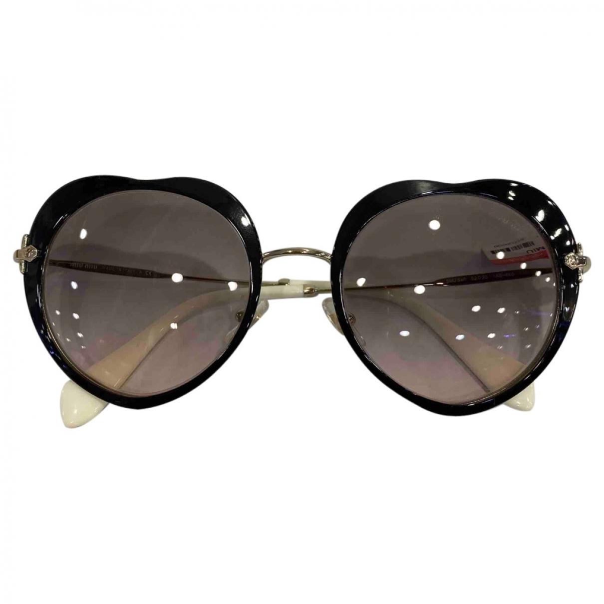 Miu Miu \N Metal Sunglasses for Women \N