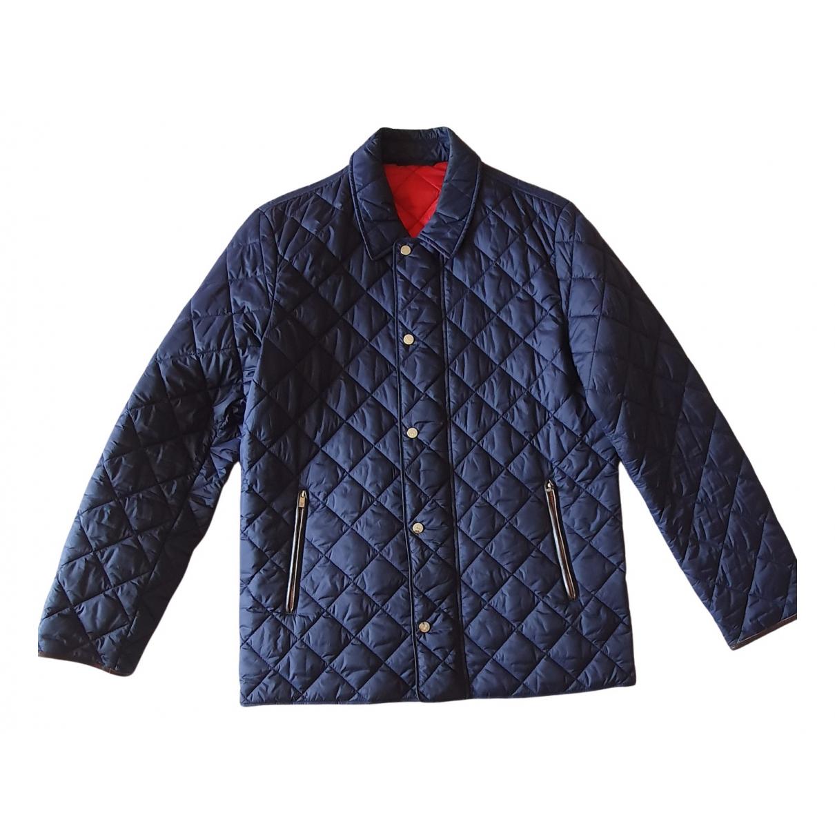 Carolina Herrera \N Navy jacket  for Men M International