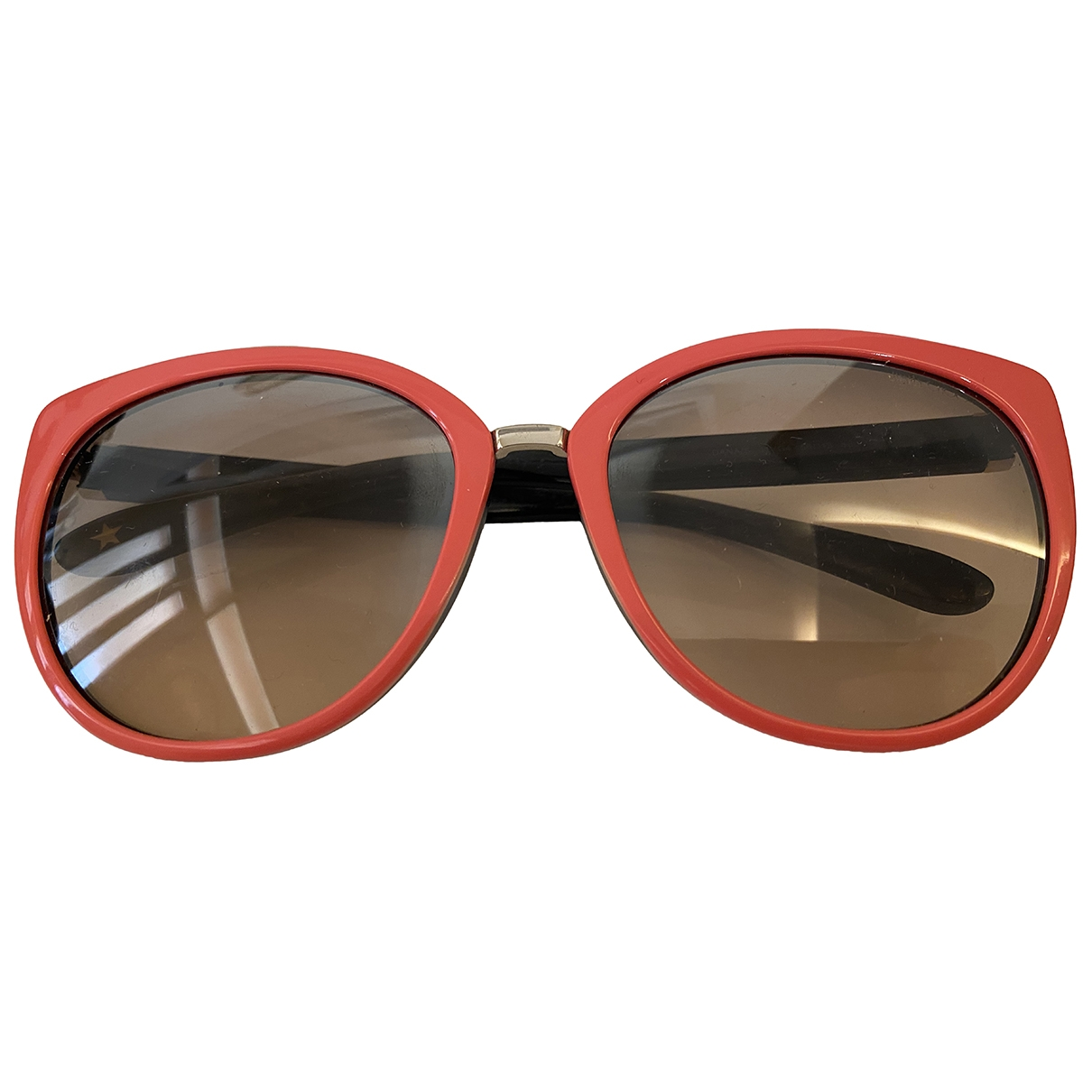 Jimmy Choo \N Orange Sunglasses for Women \N