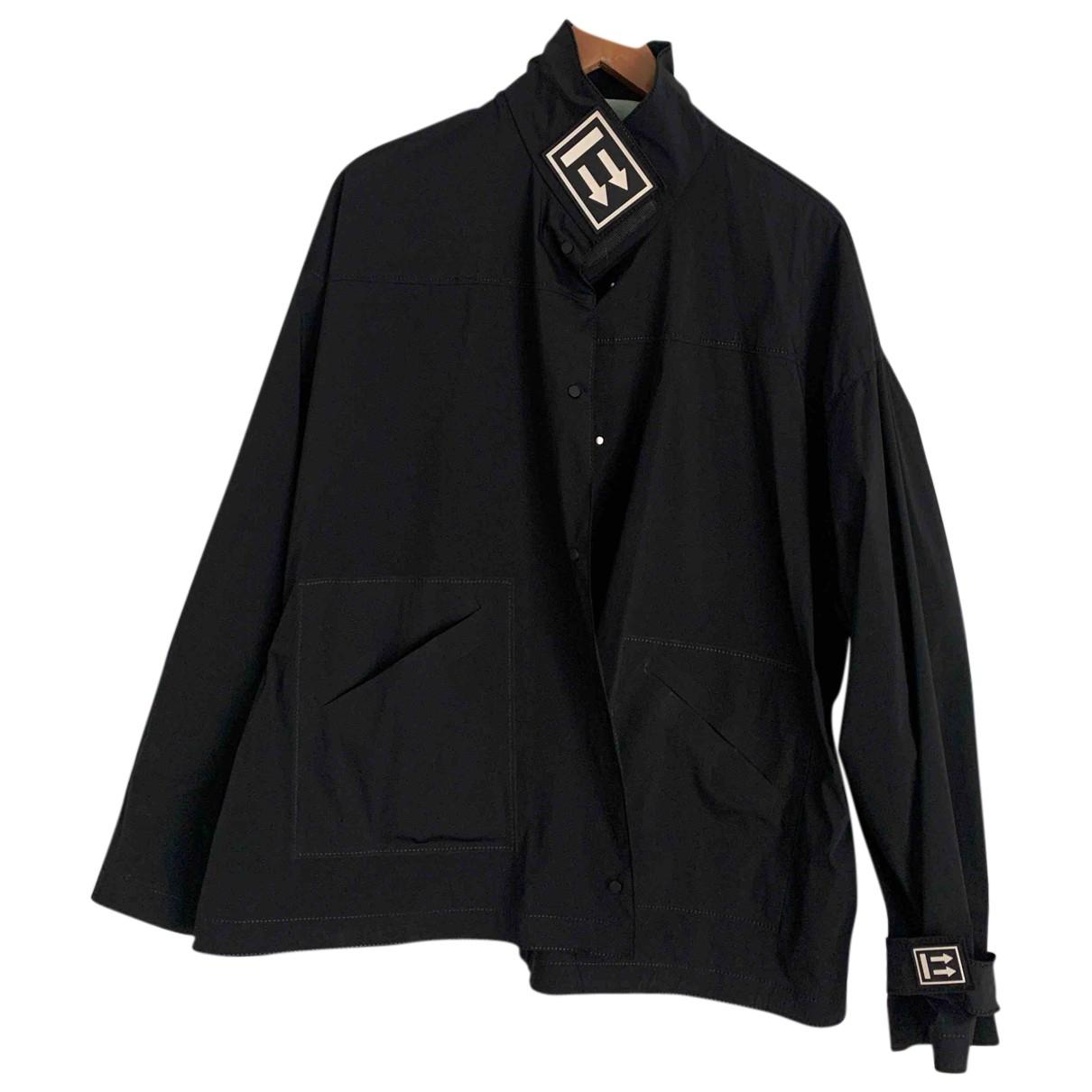 Off-white N Black coat for Women 38 FR