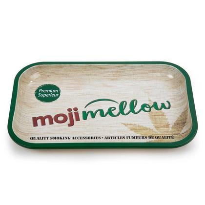 Moji Mellow, plateau en fer blanc, grand