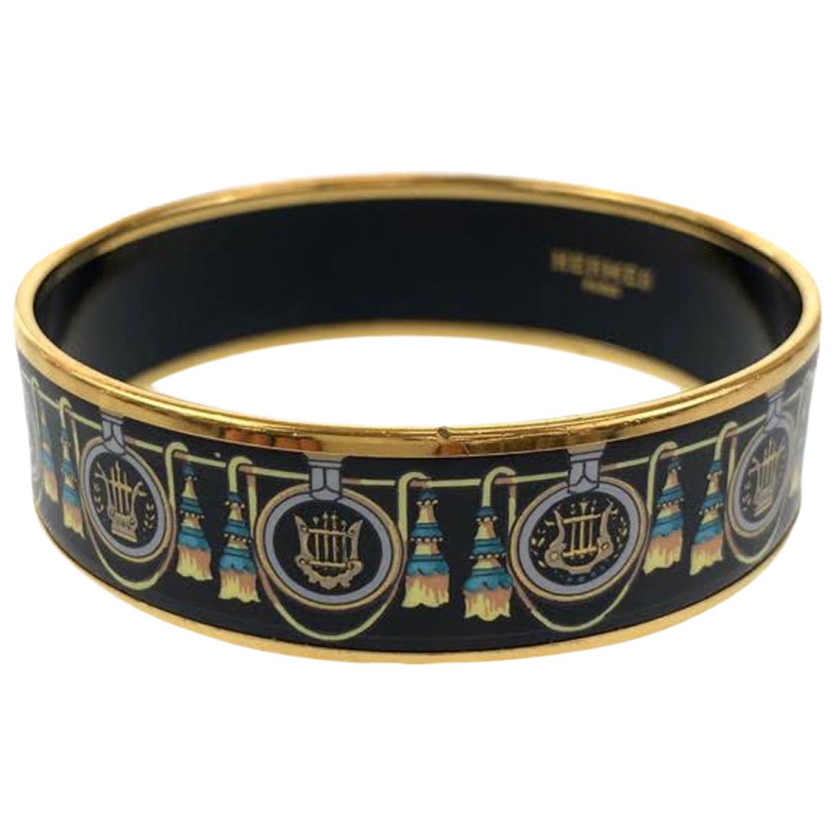 Hermès N Metal bracelet for Women N