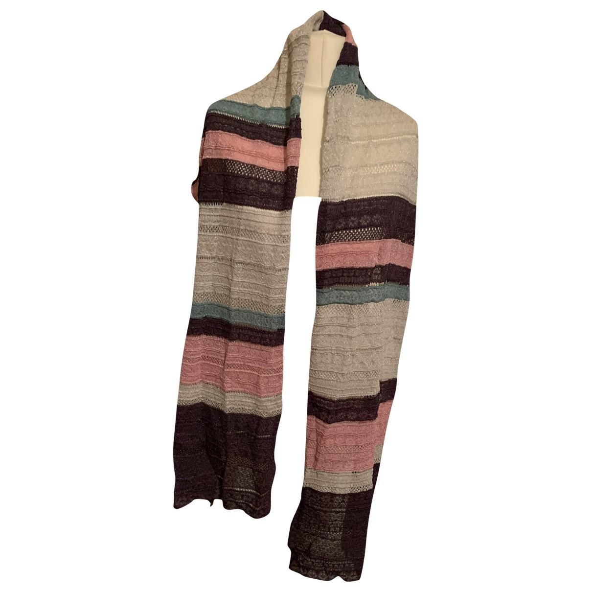 M Missoni \N Multicolour scarf for Women \N