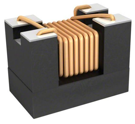 Wurth Elektronik Wurth, WE-CNSW SMD, 1206 (3216M) Wire-wound SMD Inductor with a Ferrite Core, ±25% Dual 370mA Idc (10)