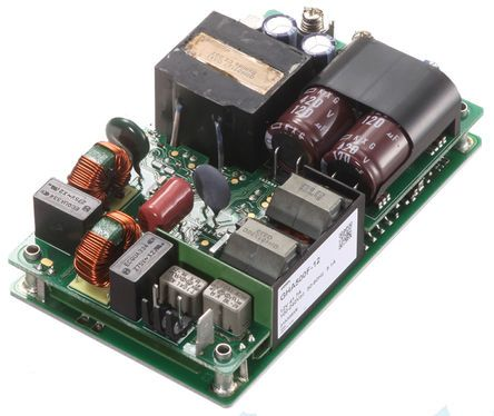 Cosel , 504W Embedded Switch Mode Power Supply (SMPS), 24V dc, Open Frame, Medical Approved