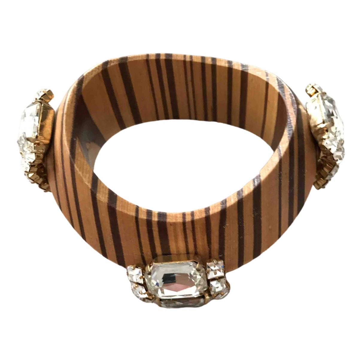 Dsquared2 \N Wood bracelet for Women \N