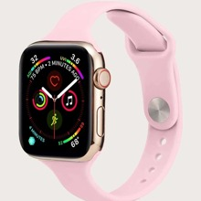 Solid Apple Watch Strap