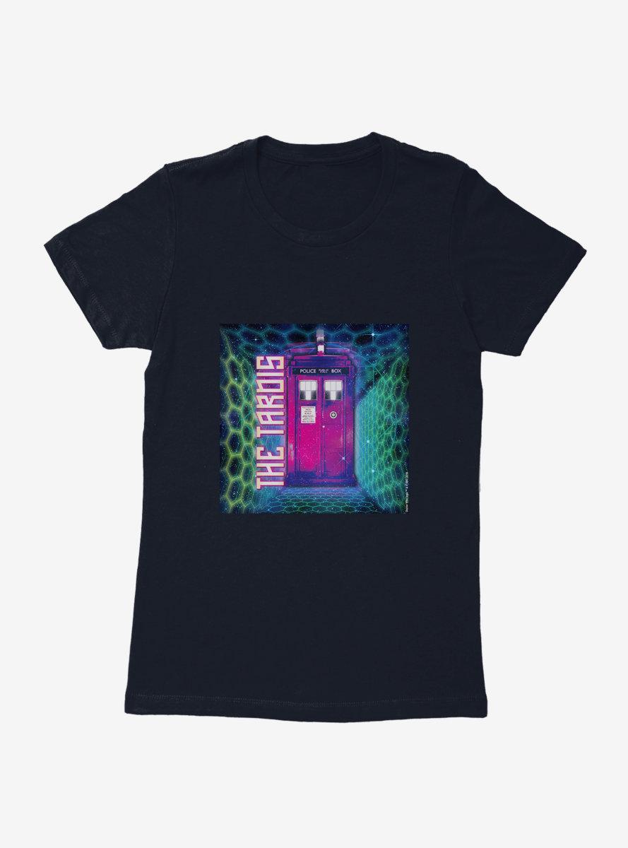 Doctor Who TARDIS Ultimate Companion Womens T-Shirt