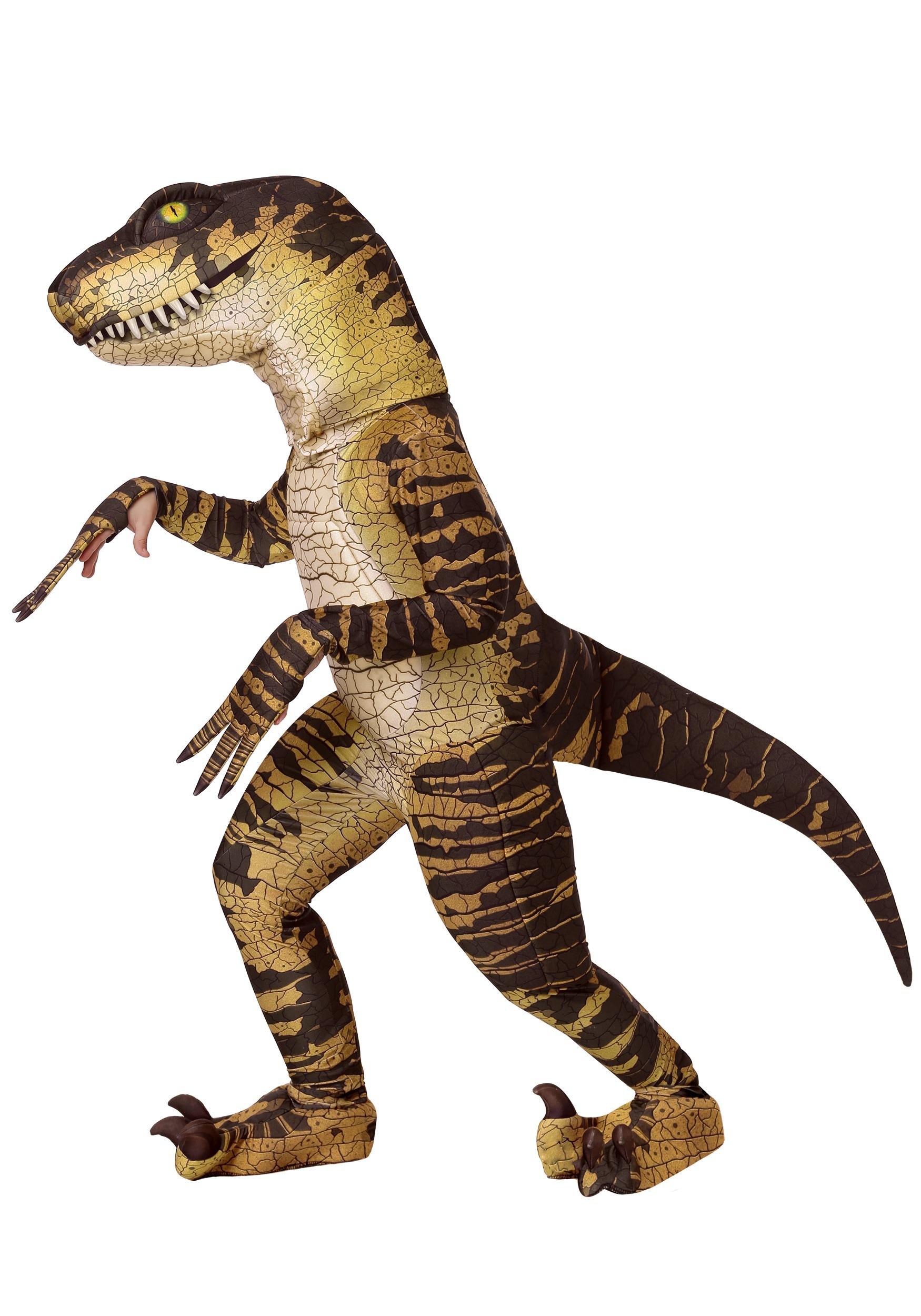 Raptor Costume for Kids