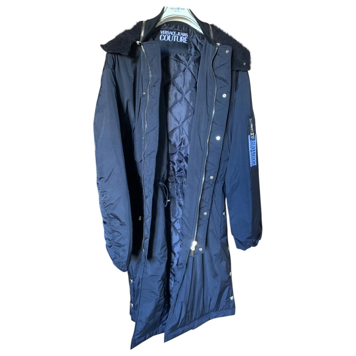 Abrigo Versace Jeans