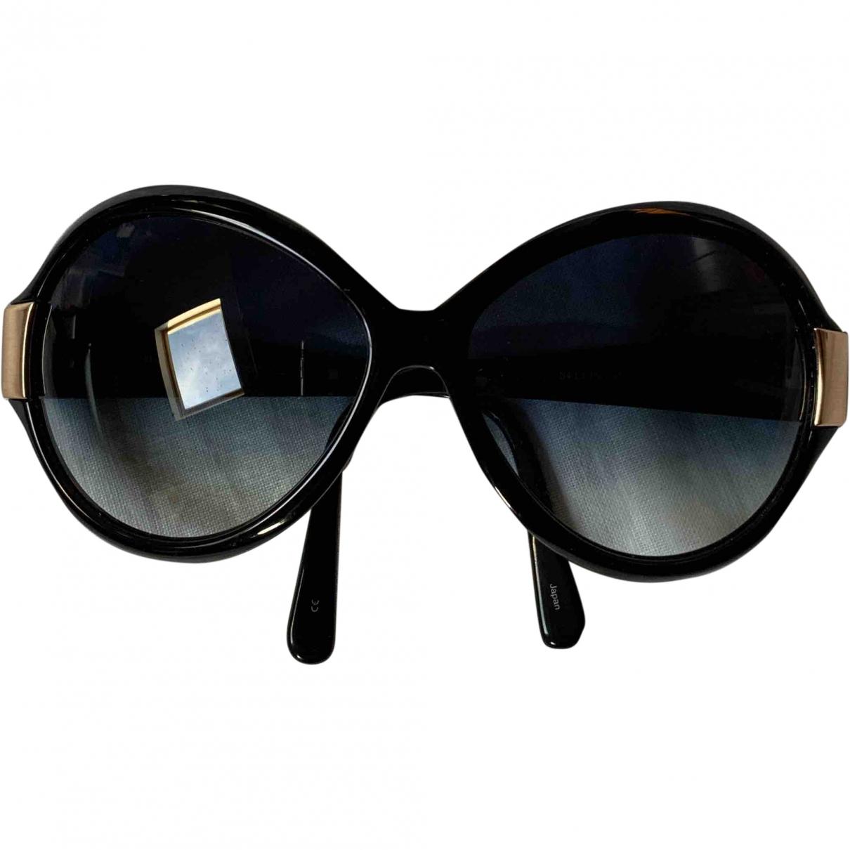 Oliver Peoples \N Black Sunglasses for Women \N