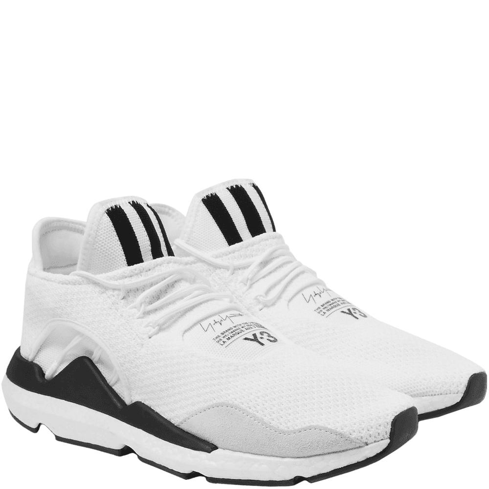 Y-3 Saikou Sneakers Colour: WHITE, Size: 7