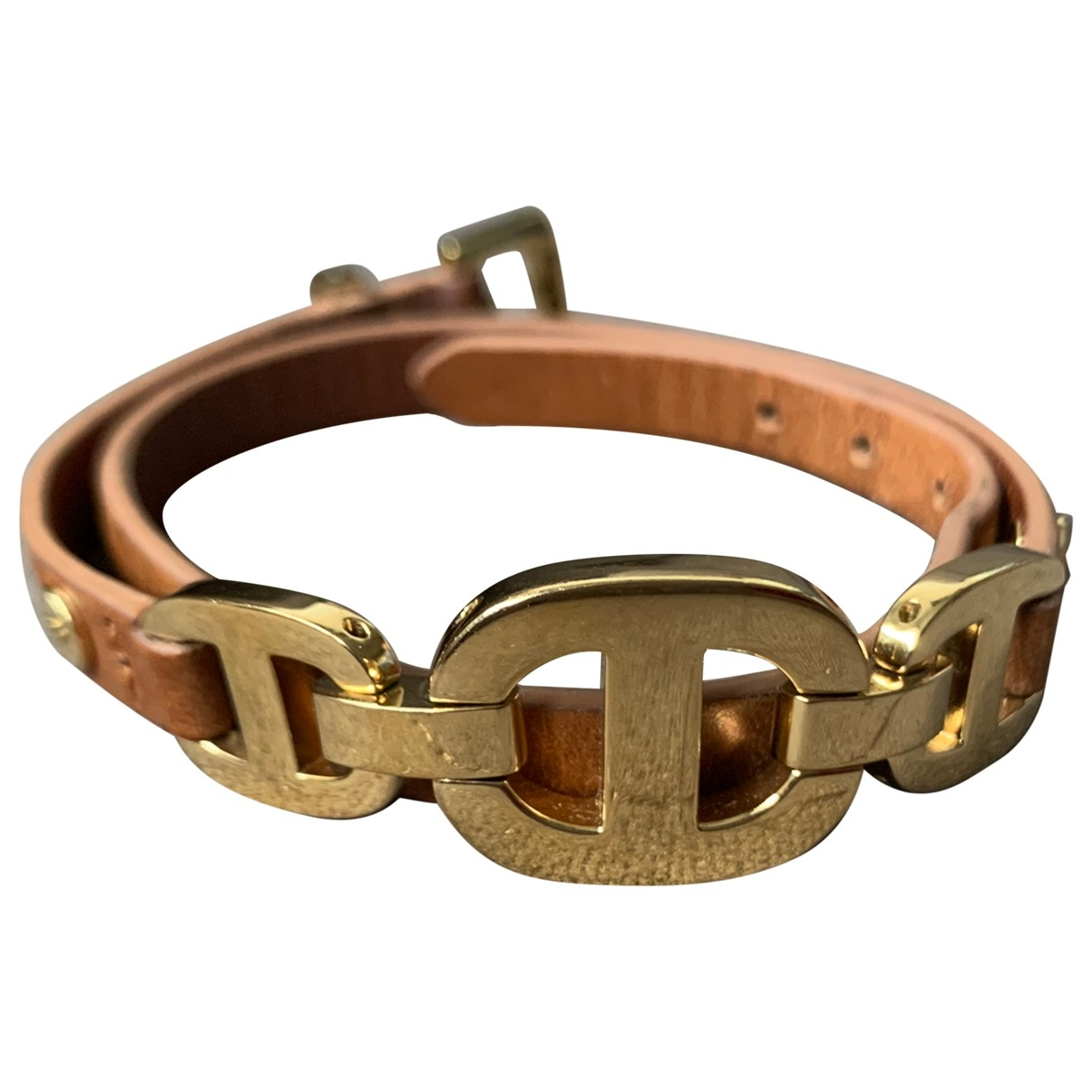 Michael Kors \N Brown Leather bracelet for Women \N