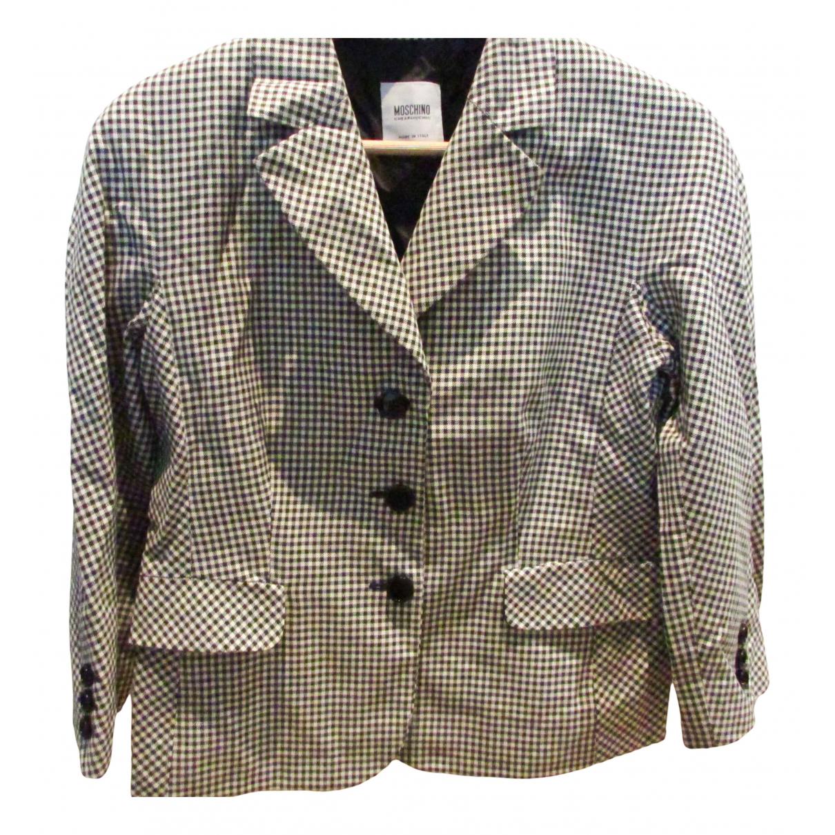 Moschino Cheap And Chic - Veste   pour femme en coton
