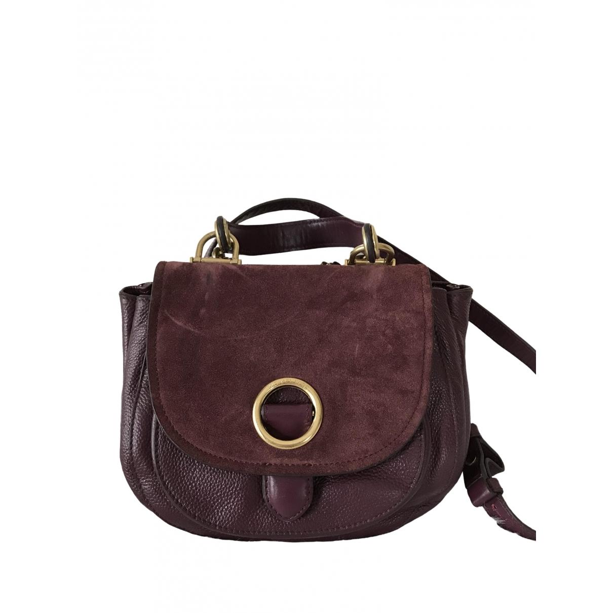 Michael Kors \N Purple Leather handbag for Women \N