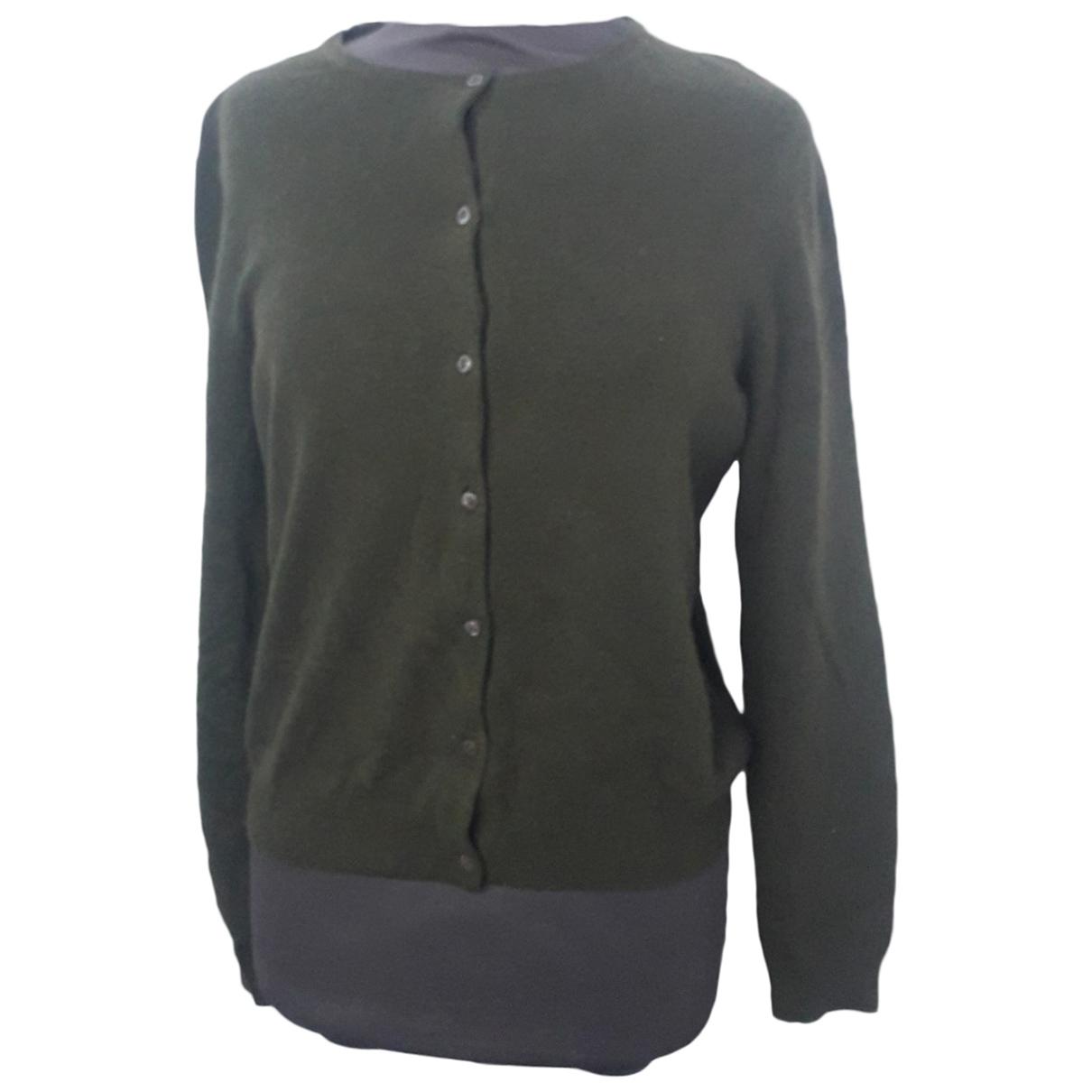 Lauren Ralph Lauren \N Green Cashmere Knitwear for Women L International
