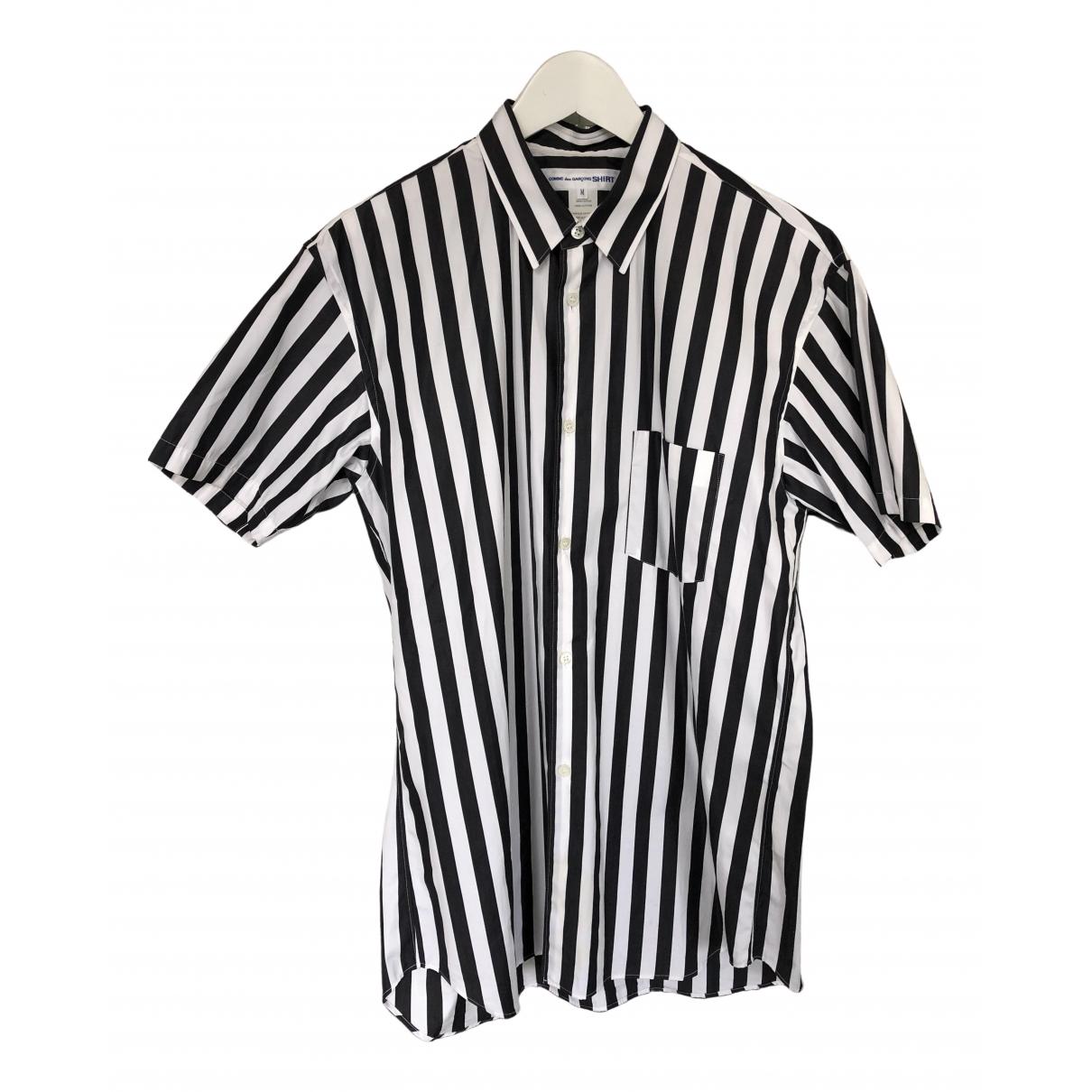 Comme Des Garcons \N White Cotton Shirts for Men M International