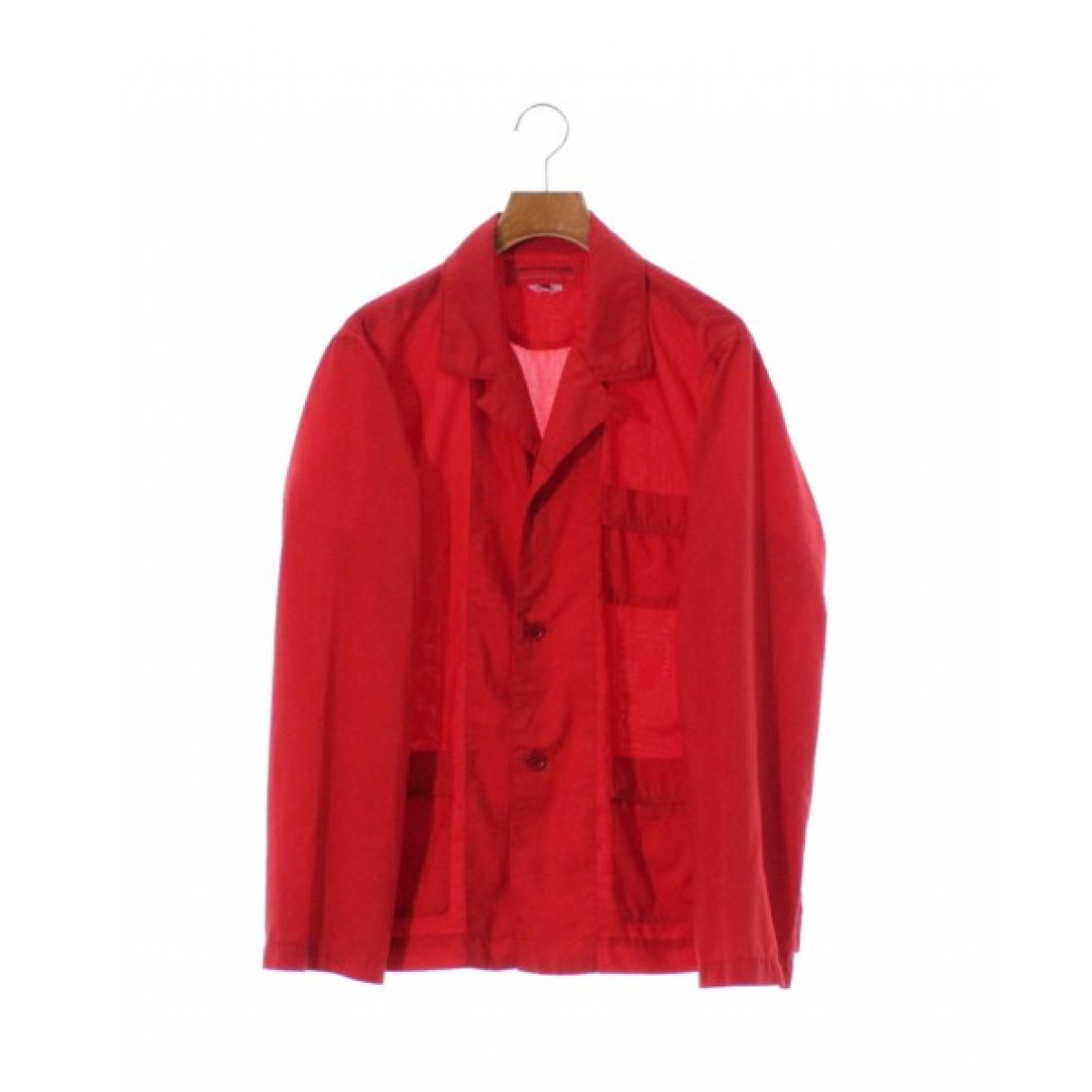 Comme Des Garcons N Red jacket for Women M International
