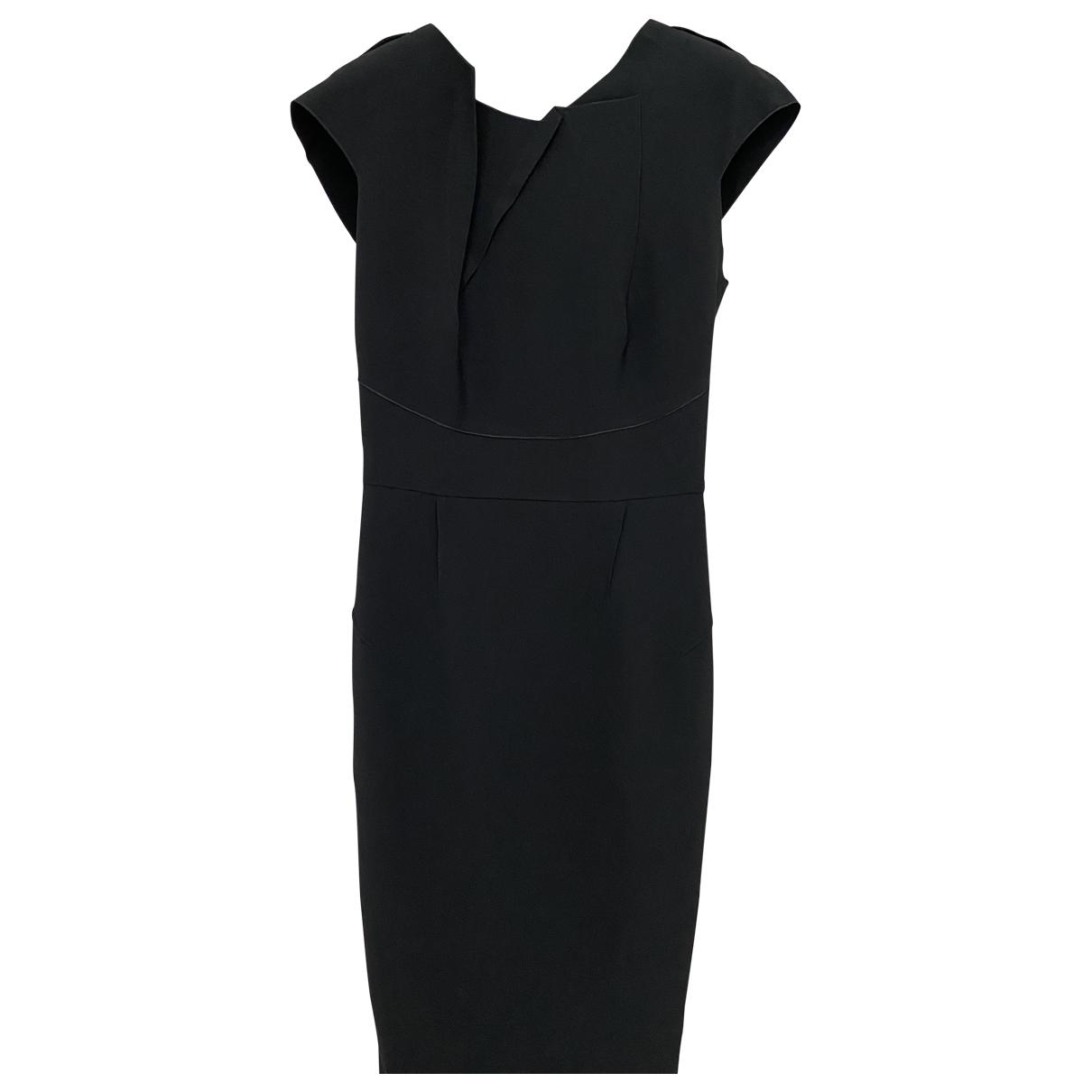 Roland Mouret \N Black dress for Women 40 FR