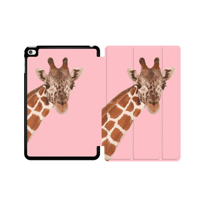 Apple iPad mini 4 Tablet Smart Case - Giraffe Pride  von Mukta Lata Barua