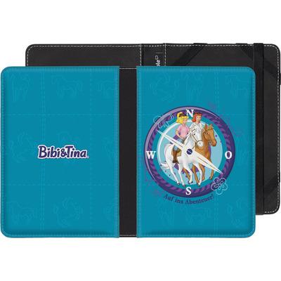 Pocketbook Touch Lux eBook Reader Huelle - Bibi und Tina Auf ins Abenteuer von Bibi & Tina