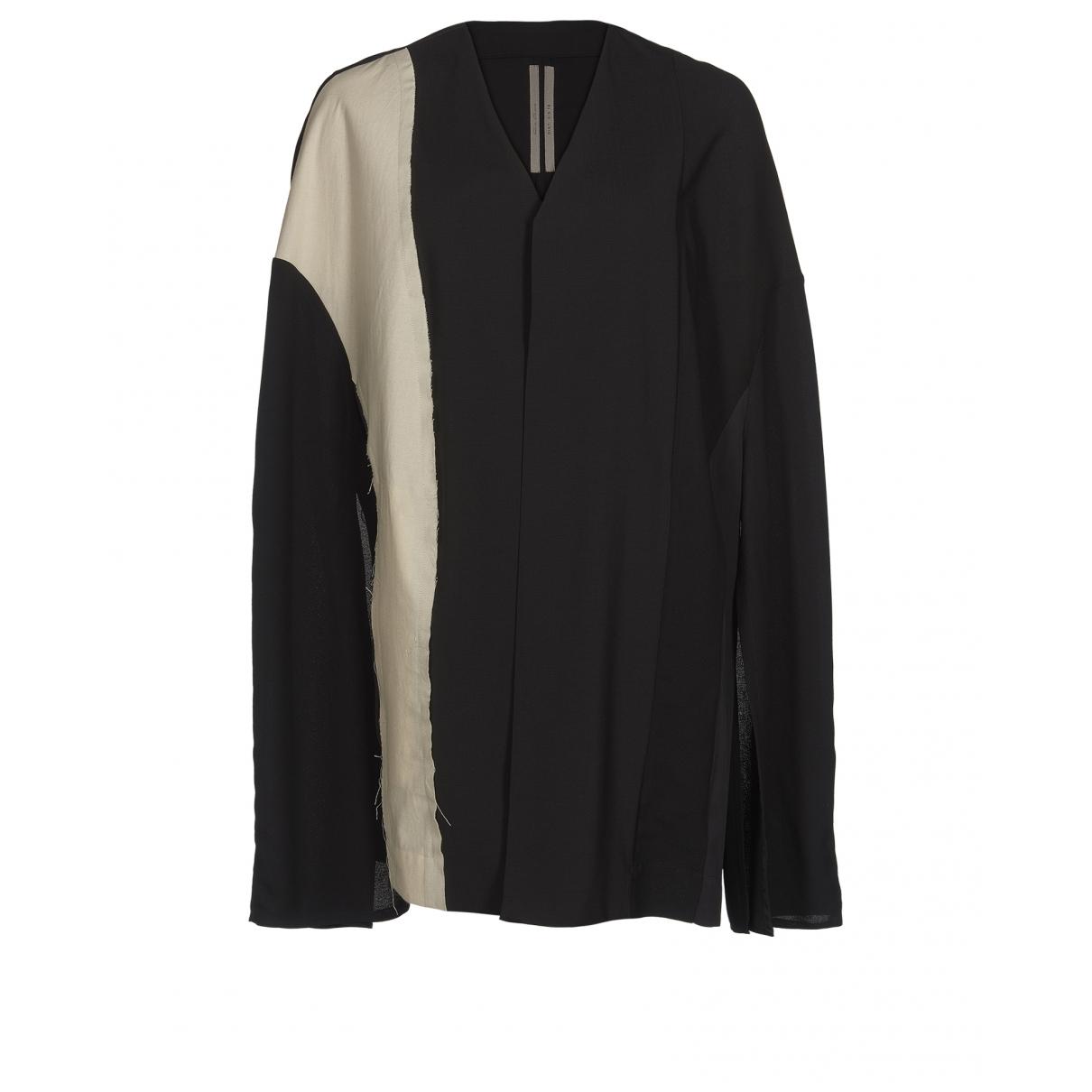 Rick Owens N Black jacket for Women 8 UK