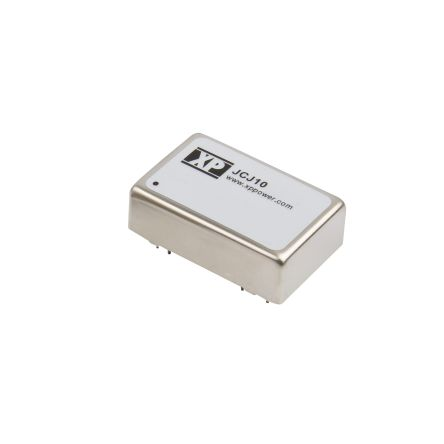 XP Power JCJ 10W Isolated DC-DC Converter Through Hole, Voltage in 18 → 36 V dc, Voltage out 2.5V dc
